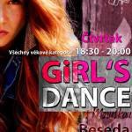 Plakát na girls dance