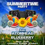 BUDSIDE summertime párty